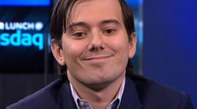 Martin Shkreli is a Fool, Not a Supervillain