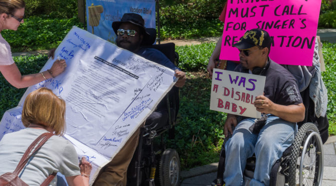 Effective Altruism and Disability Rights are Incompatible