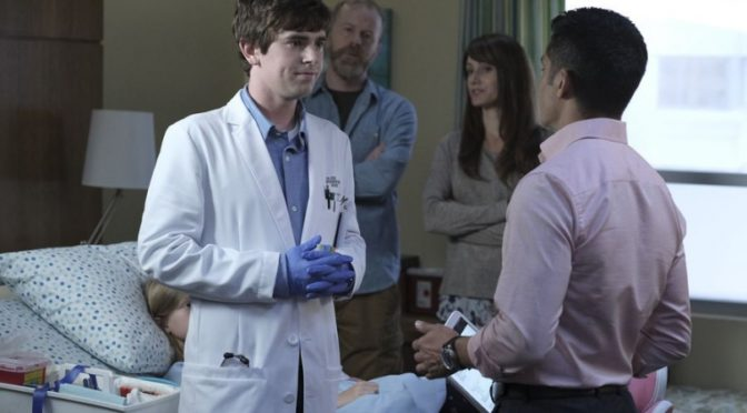 The Good Doctor: Season One, Episode Two