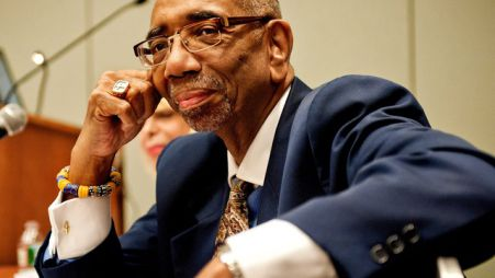 Congressman Rush Changes Stance on Disability Rights
